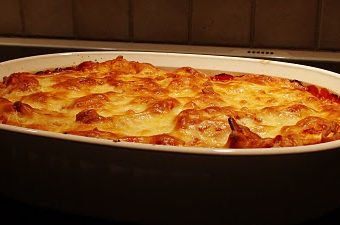Meatless Monday… Take 3 – Baked Tortellini