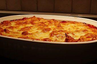 Meatless Monday… Take 3 – Baked Tortellini