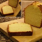 What's something everybody should be able to bake? – Pound Cake!