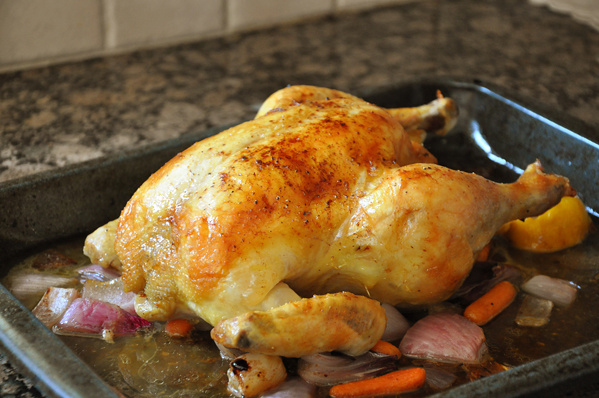 Foolproof Sunday Roasted Chicken — Living Lou