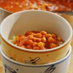 chickpea vegetarian curry