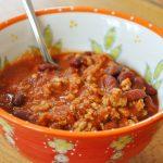Living Lou's Chili con Carne