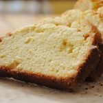 Honey Vanilla Pound Cake