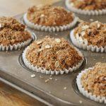 Whole Wheat Bran Muffins