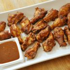 Living Lou's Chicken Wings