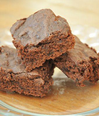 Guilt-Free Healthier Brownies