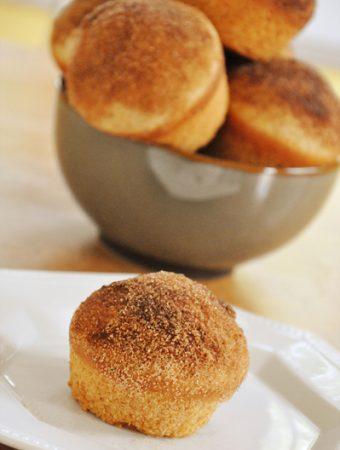 muffin donuts