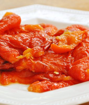 How To: Roast a Red Pepper