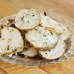 Herb Grilled Potatoes
