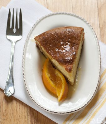 Orange Cake And a Giveaway! [Closed]