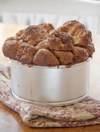 Chocolate Chip Monkey Bread