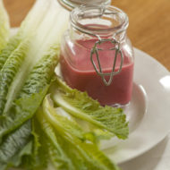 cranberry vinaigrette