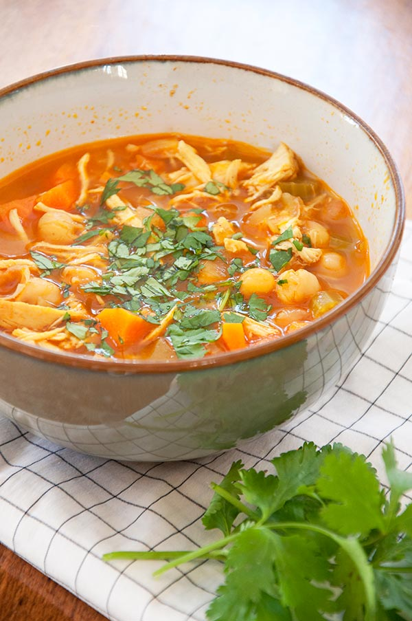 moroccan-chicken-soup