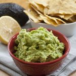 5 Ingredient Guacamole