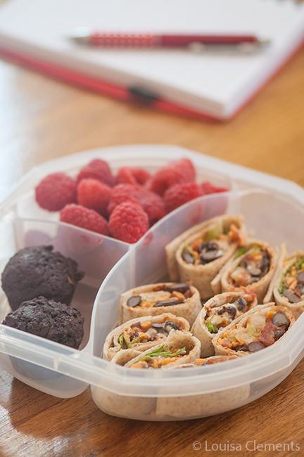 vegetarian-taco-wraps