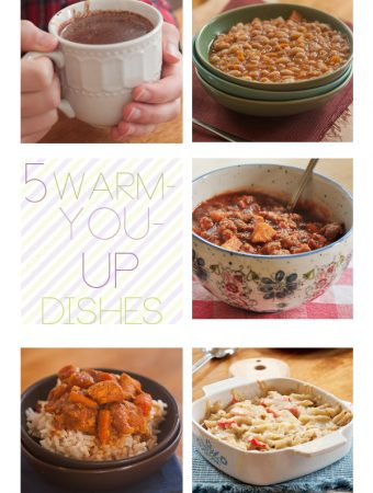 Deep freeze: 5 Warm-You-Up Dishes