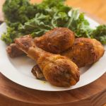 Indian Spiced Chicken Drumsticks
