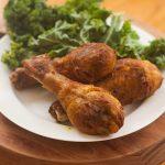 Indian Spiced Chicken Drumsticks