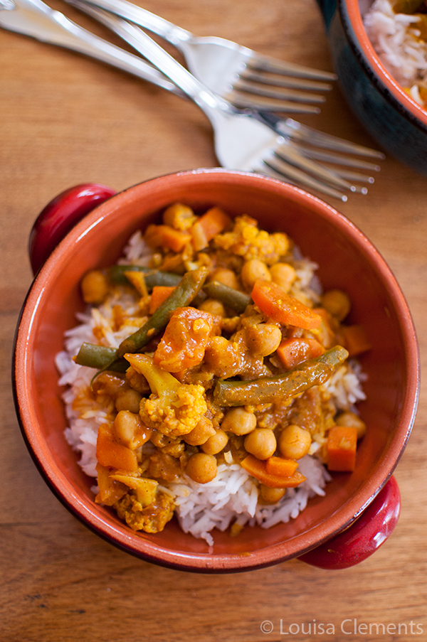Vegetarian Curry
