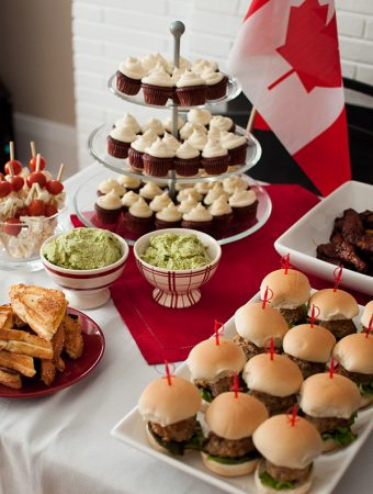 Team Canada Olympic Party