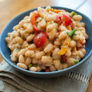 Argentine White Bean Salad