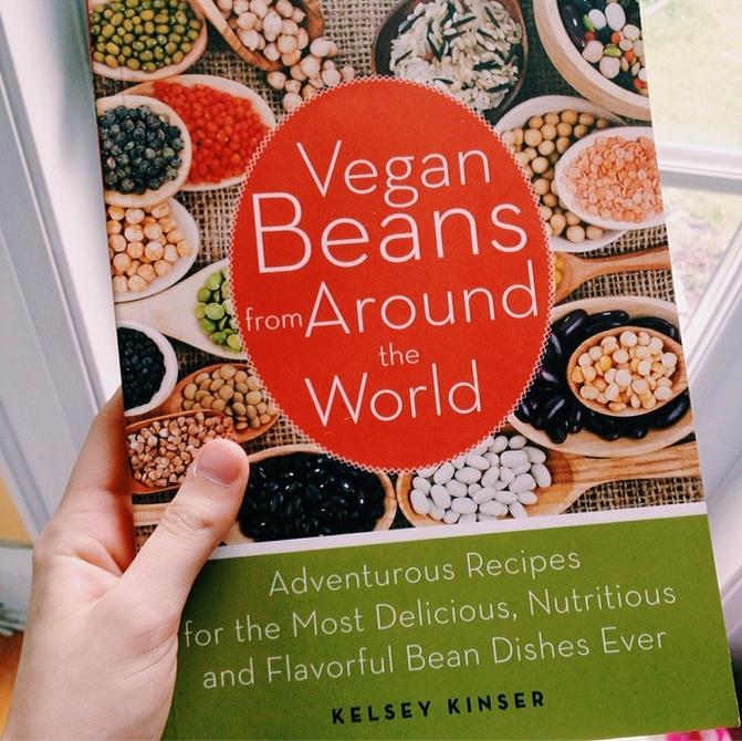 Vegan Beans from Around the World cookbook
