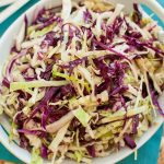 Coleslaw with Italian Dressing