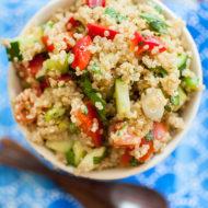Summer Quinoa Salad