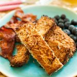Coconut Baked French Toast Sticks