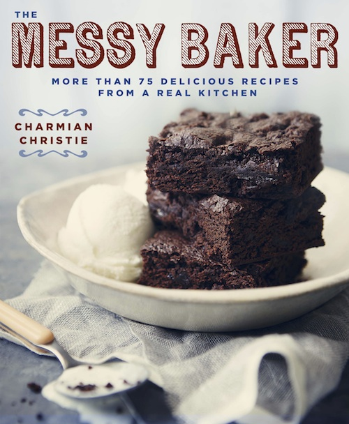 The Messy Baker book cover