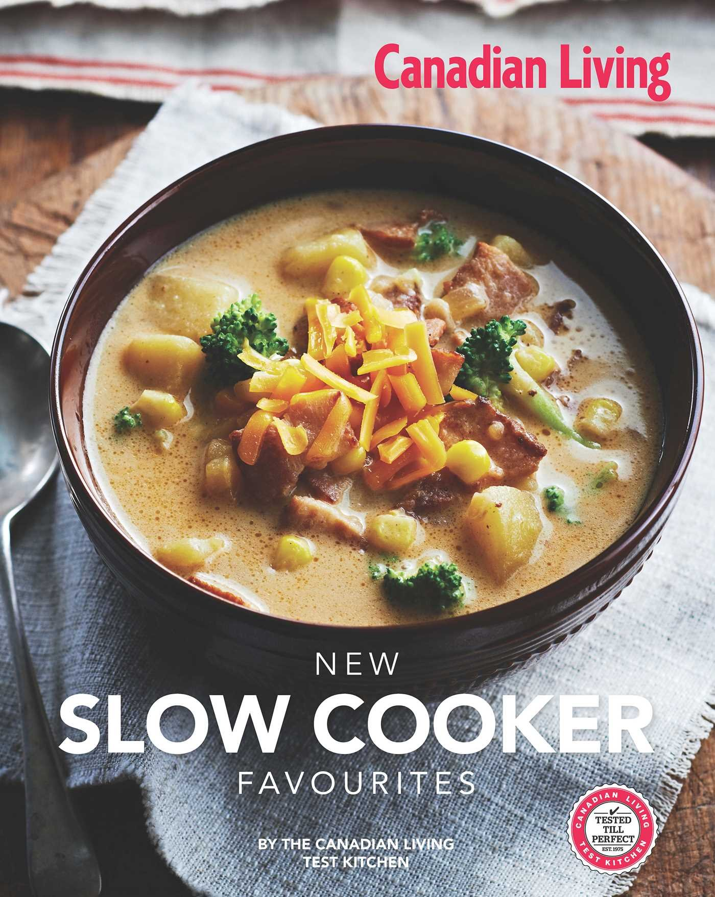 canadian living slow cooker favourites