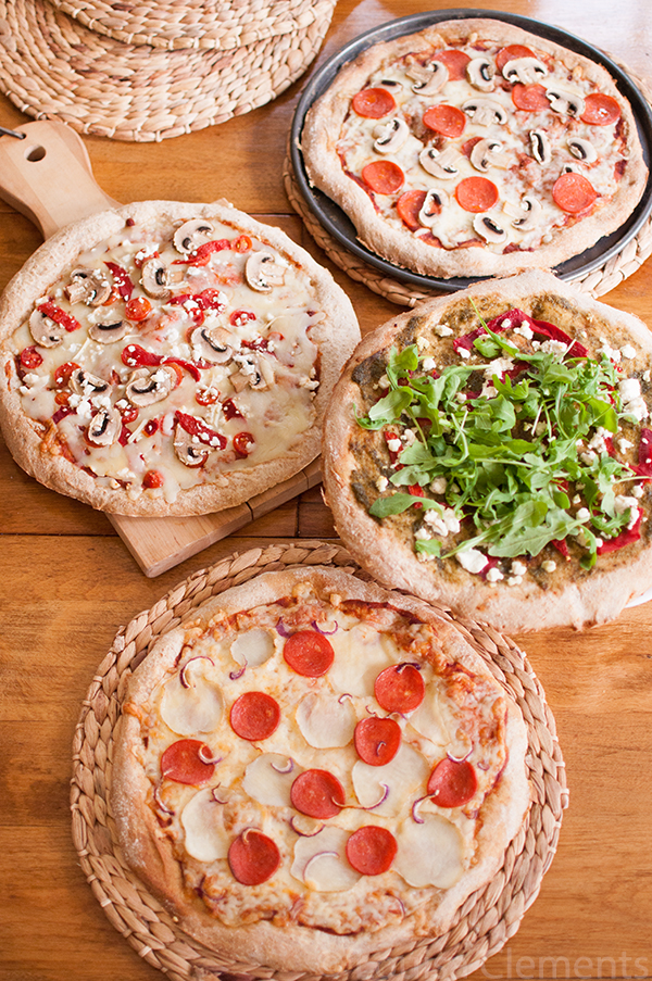 pizza party entertaining guide