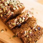 Whole Wheat Pumpkin Quick Bread
