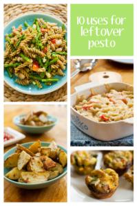 10 Uses for Leftover Pesto