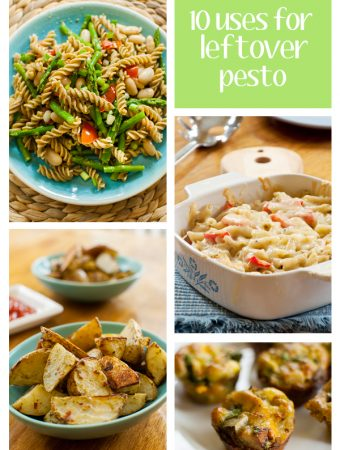 10 Uses for Leftover Pesto