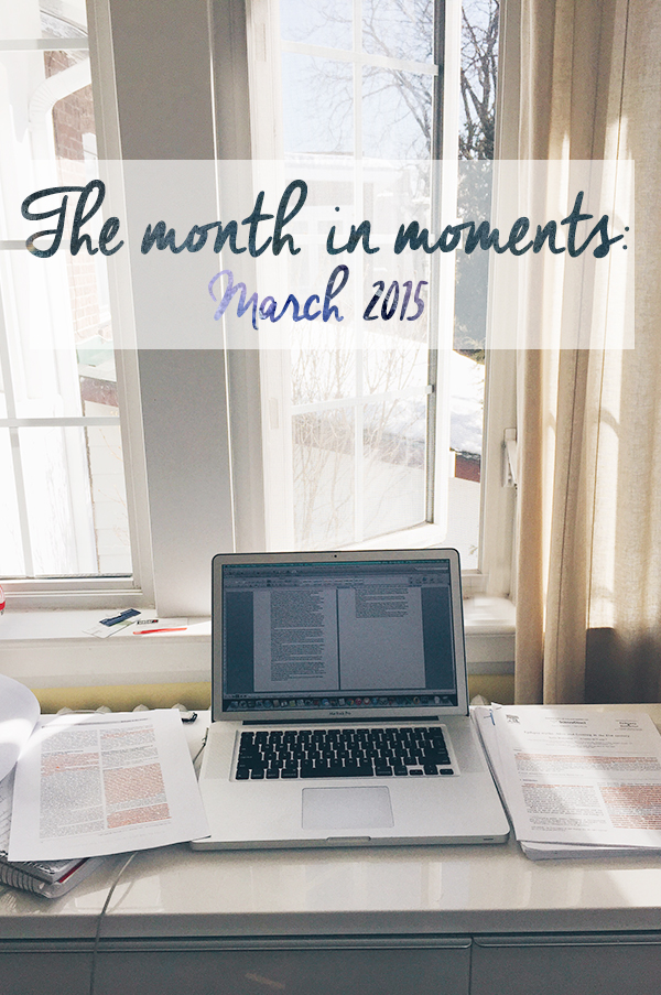 The Month in Moments: March 2015 a recap of livinglou.com