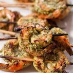 Marinated Grilled Shrimp One World Kitchen
