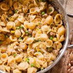 Sausage & Leek Pasta One World Kitchen
