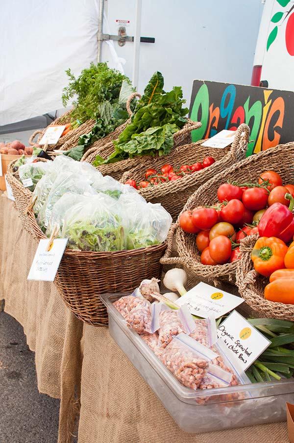Banff Farmer's Market