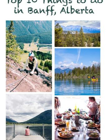 Top 10 Things to do in Banff, Alberta. | livinglou.com