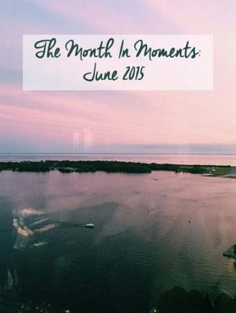 The Month in Moments: June 2015