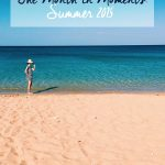 Taking a look back at a wonderful summer. The Month in Moments: Summer 2015. | livinglou.com