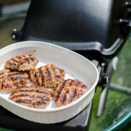 Weber Q1200 grill review | livinglou.com