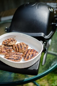 Weber Q1200 grill review