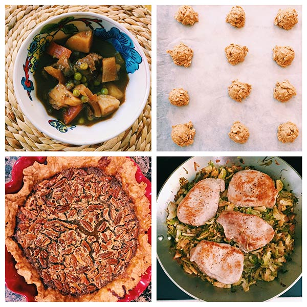 A preview of delicious recipes to come in October. | livinglou.com