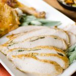 Keep things simple during the holiday season this year with a recipe for slow cooker turkey breast. | livinglou.com