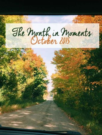 The Month in Moments: October 2015