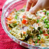 Cheesy Broccoli Dip