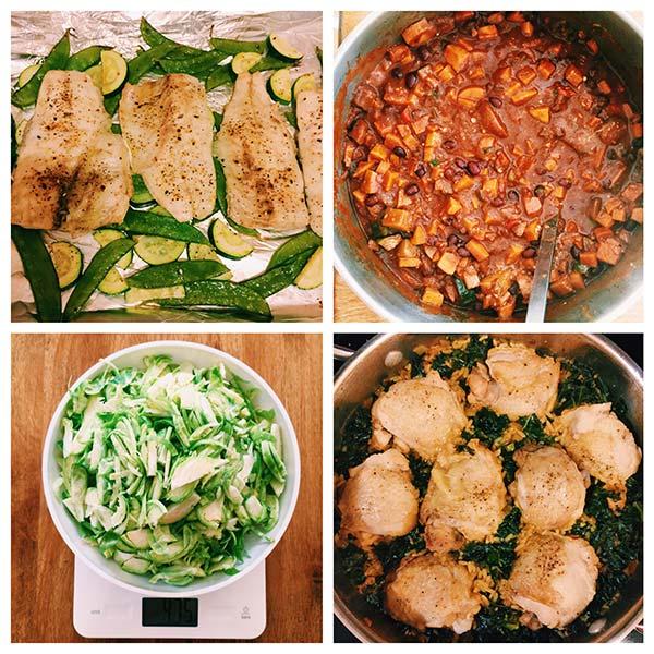 Preview of recipes to come in November. | livinglou.com