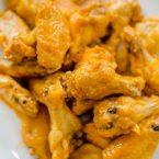 The ultimate crispy baked buffalo chicken wings.   livinglou.com